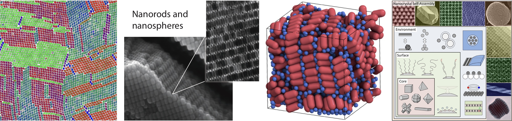 Nanoparticle Self-Assembly